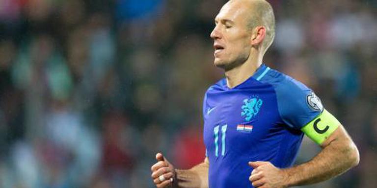 Robben ontbreekt bij Bayern in topduel