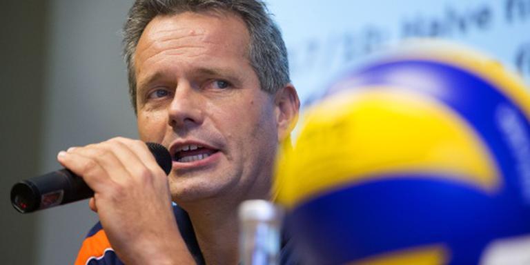 Volleyballers plaatsen zich voor EK in Polen