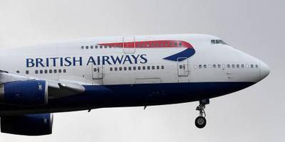 British Airways schrapt alle vluchten naar China