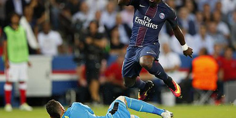 Celstraf PSG-verdediger Aurier voor ruzie
