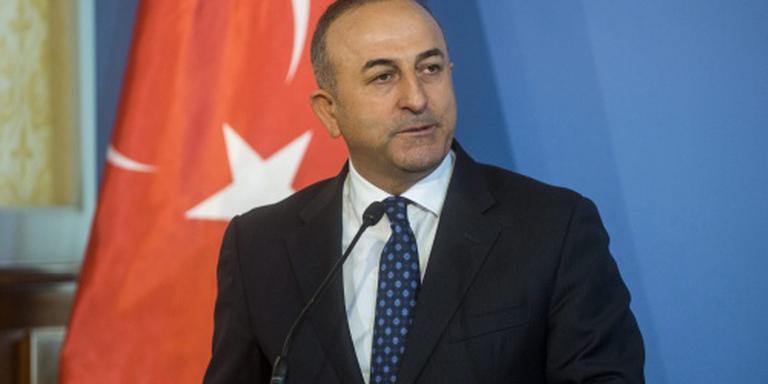 Turkije dreigt weer met verscheuren EU-deal