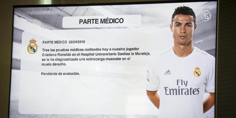 'Onaantastbare' Ronaldo moet een keer passen