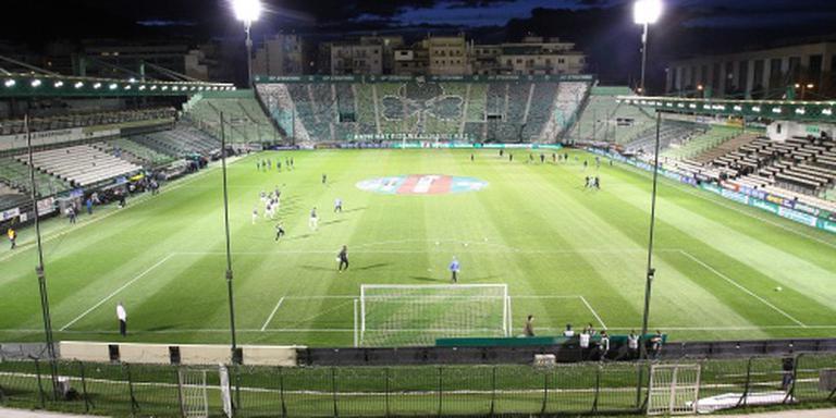 Europees duel AZ in stadion Panathinaikos