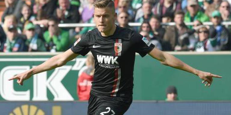 Augsburg mist Finnbogason tegen Bayern