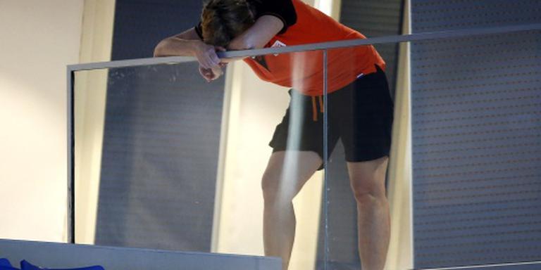 Tafeltennissters uitgeschakeld op WK