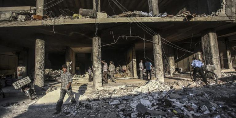 'Akkoord over evacuatie uit wijk Damascus'