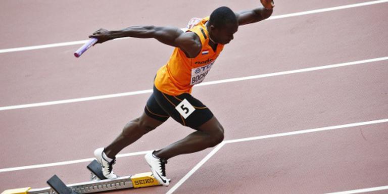 Bockarie op stoom in series 200 meter