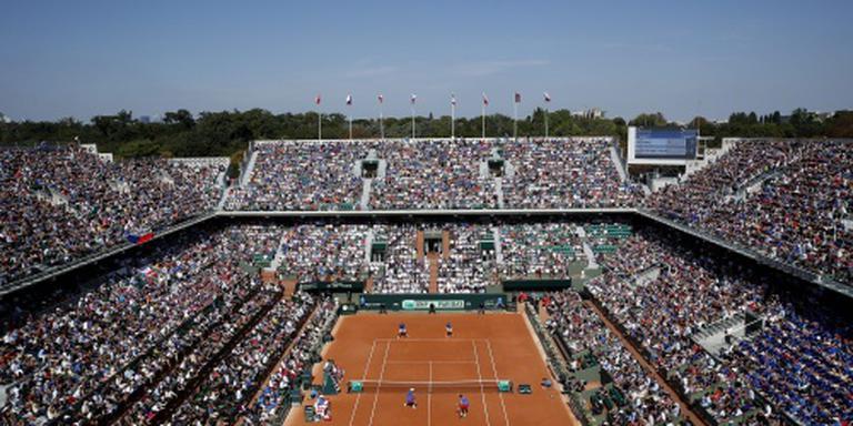 Boze directeur Roland Garros wil snel een dak