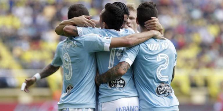 Celta de Vigo klimt naar vijfde plaats