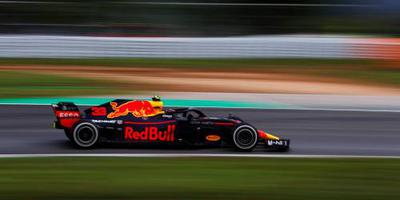 Red Bull domineert eerste training Monaco