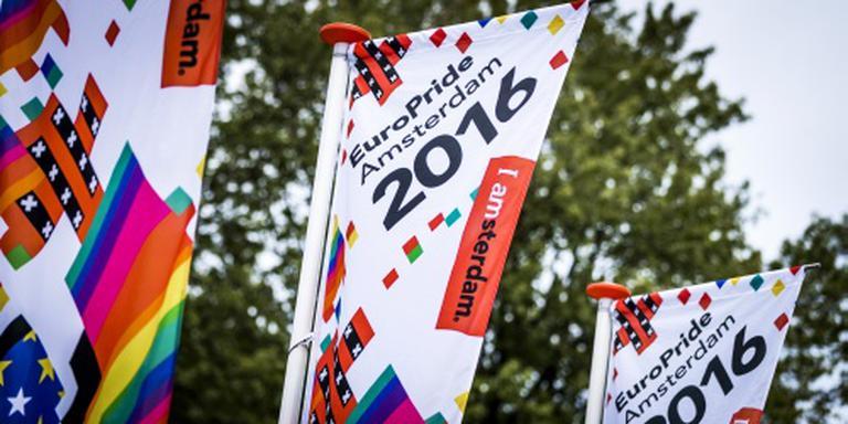 Politie pakt 21 zakkenrollers op EuroPride