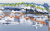 In Beeld: IJselijk weinig ijs
