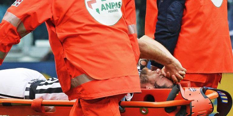 Zware knieblessure kost Marchisio het EK