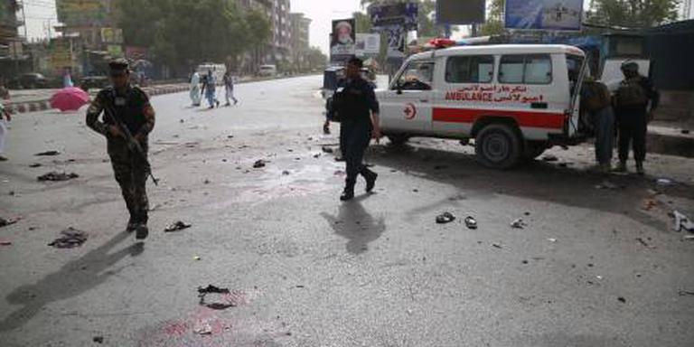 Aanslag Afghanistan doodt zeker 12 mensen
