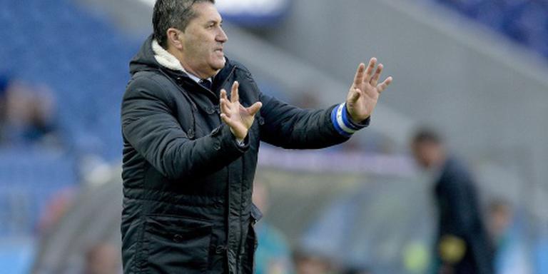 FC Porto ontslaat trainer Peseiro