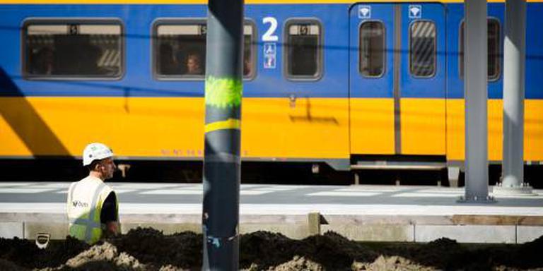 Minder treinen rond Utrecht CS