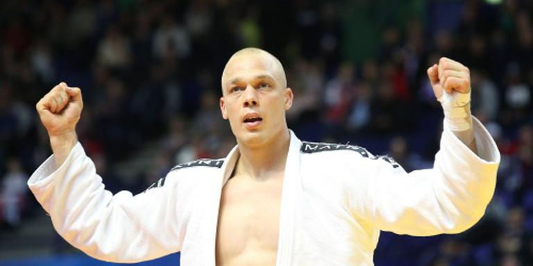 Recordaantal Nederlandse judoka's naar Spelen