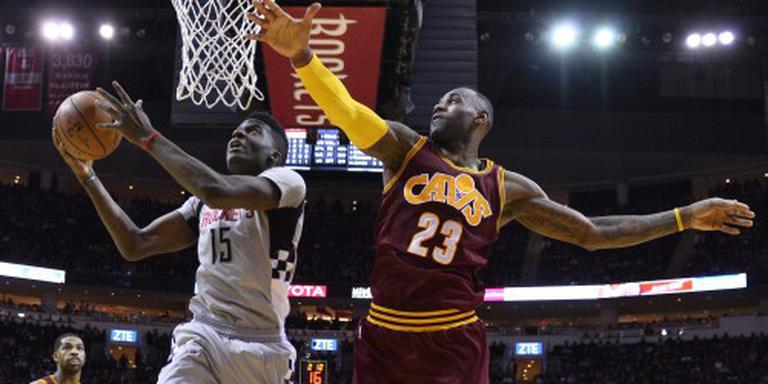 'Big Three' op dreef voor Cavaliers