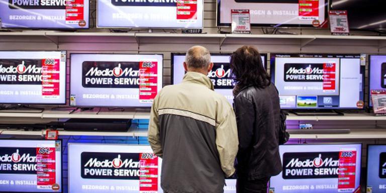 Elektronicabranche boos op banken. Foto: ANP