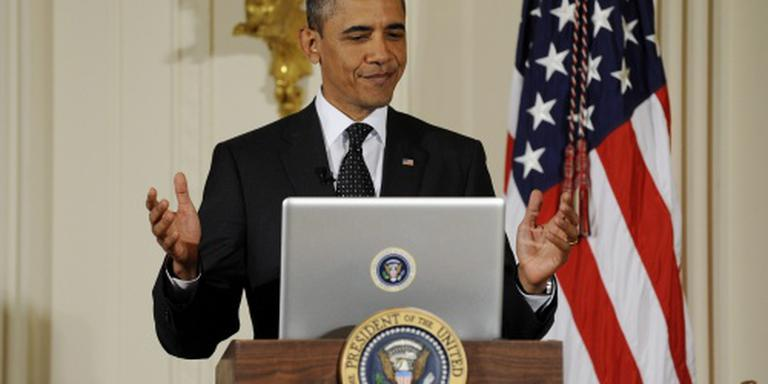 Obama moderniseert computers