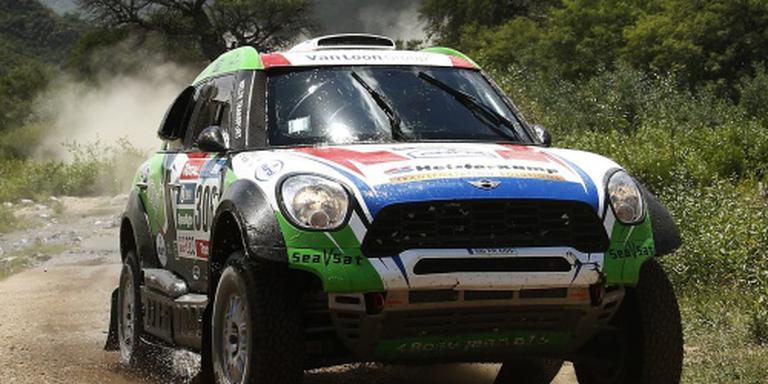 Van Loon ruilt Mini in voor Toyota bij Dakar