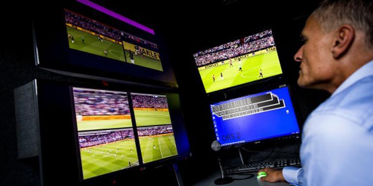 FIFA gaat videoscheidsrechters inzetten
