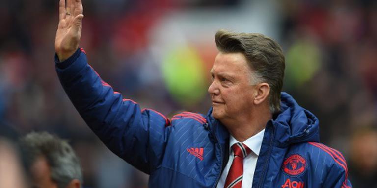 Van Gaal: fantastisch voor spelers en fans