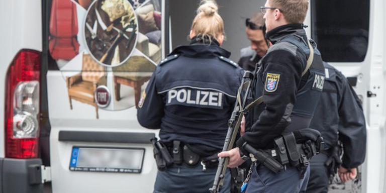 Duitse politie pakt drie terreurverdachten op