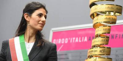 Giro start in 2021 op Sicilië