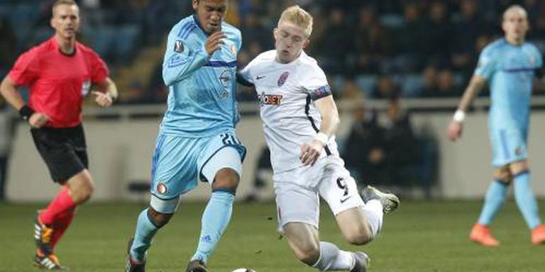 Tapia eerder terug bij Feyenoord