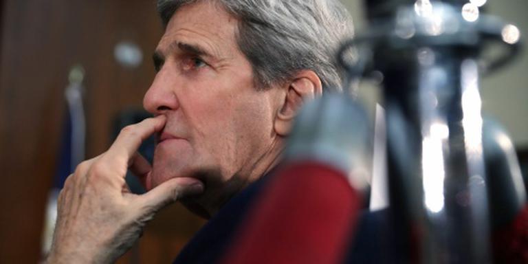 'Kerry beschuldigt IS van volkerenmoord'
