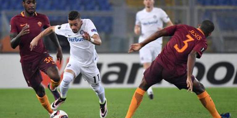 AS Roma niet langs Austria Wien