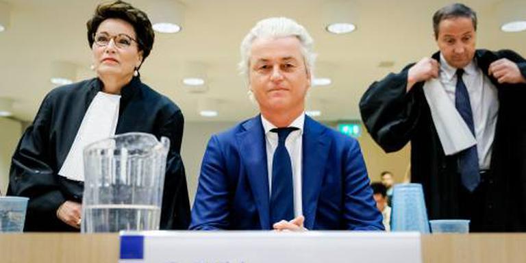 Vrijdag besluit over doorgaan proces-Wilders