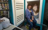 Jubilerend beeldend kunstenaar Rosita Sikking-Reeberg (62) uit Roswinkel heeft nog voor jaren ideeën