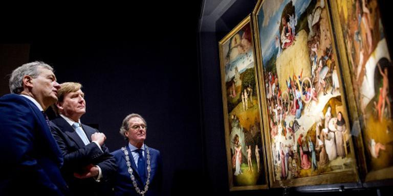 Museum 39 uur open voor Jheronimus Bosch