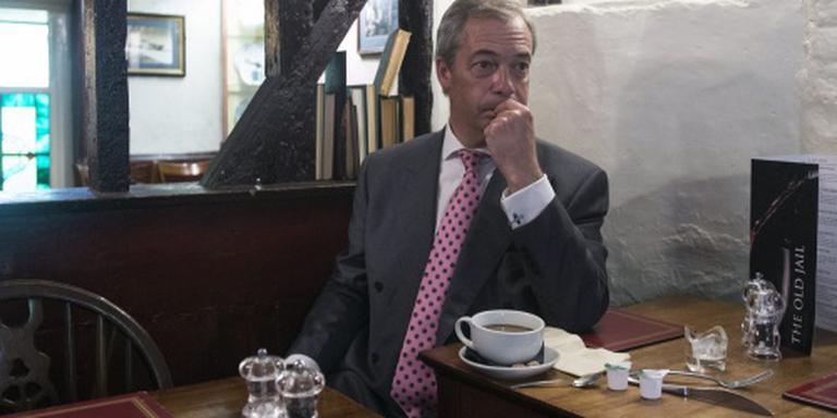 Farage: referendumdag onafhankelijkheidsdag