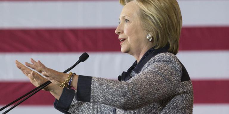 FBI-chef: vervolg Clinton niet om e-mails