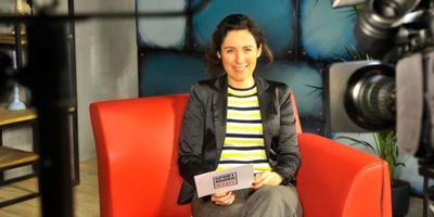Oud-profwielrenster Marijn de Vries presenteert maandag vanaf 17.00 uur de sporttalkshow Sport Noord Café. Foto: Alex J. de Haan
