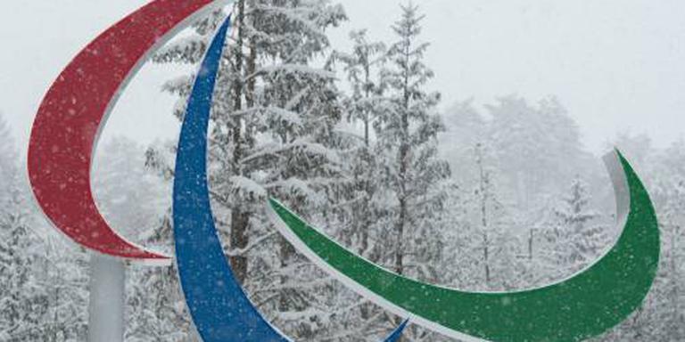 Korea's niet samen bij opening Paralympics