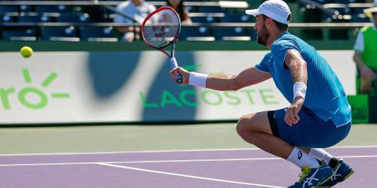 Johnson prolongeert tennistitel in Houston