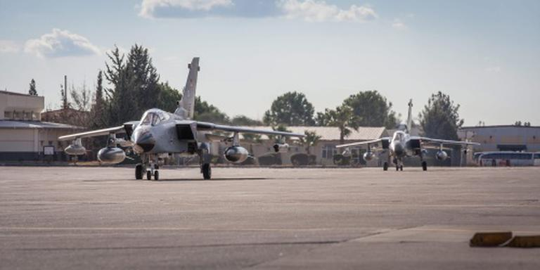 Luchtmachtbasis Incirlik snel operationeel