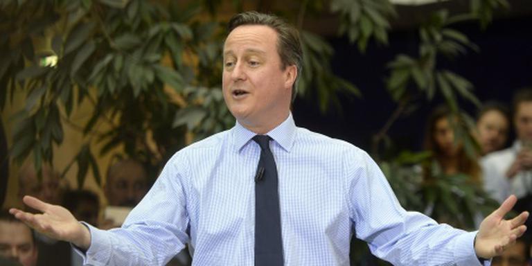 Cameron heeft niets 'offshore'