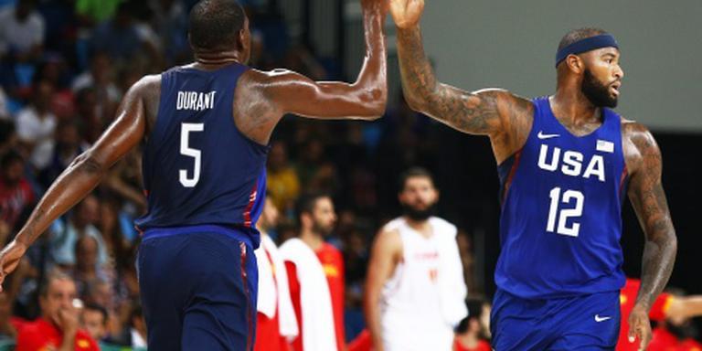Dream Team weer in olympische finale