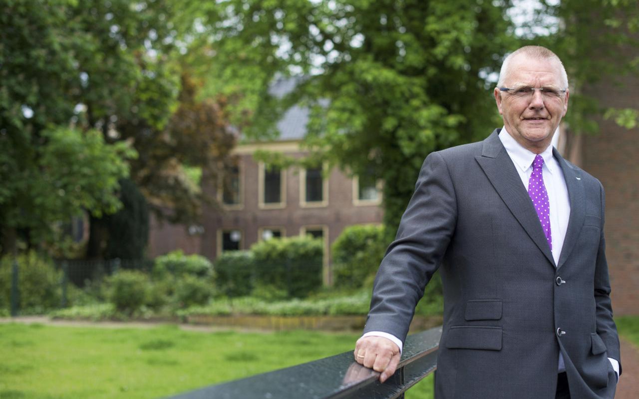Henk Klaver. Foto Marcel Jurian de Jong