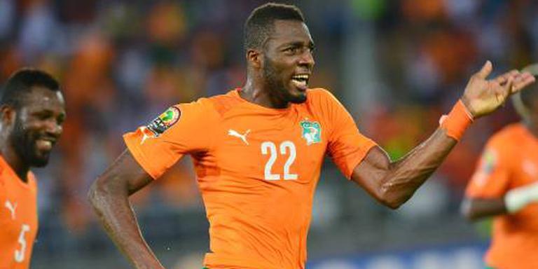 Frankrijk schotloos tegen Ivoorkust