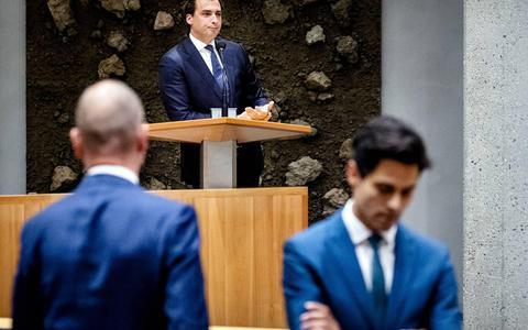 D66 en GL verlaten debat na oorlogsvergelijkingen van Baudet