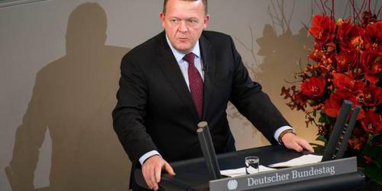 Rasmussen wil Deense regering versterken