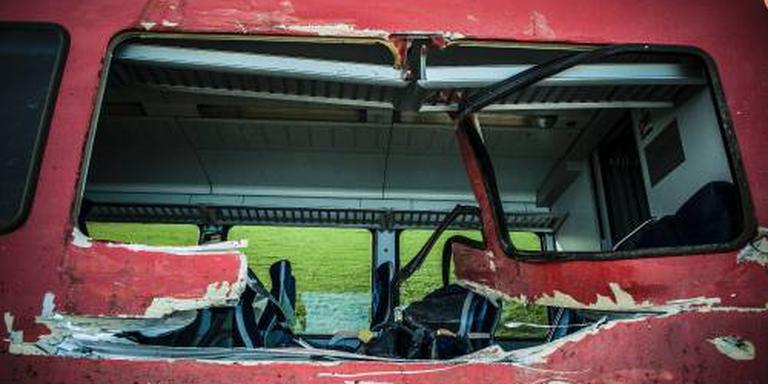 Chauffeur tankauto treinbotsing aangehouden