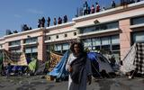 Nieuwe onderkomens voor 300 vluchtelingen op Lesbos