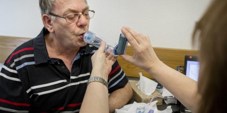 Mensen met longziekte vaker psychische klacht